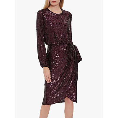 Gina Bacconi Pieta Sequin Dress