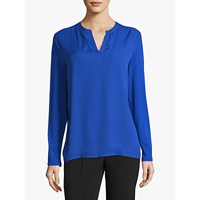 Betty Barclay Crepe And Jersey Top