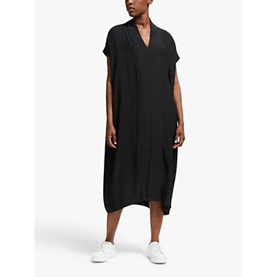 Kin Kimono Kaftan Dress, Black