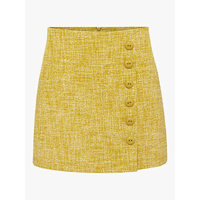 Damsel in a Dress Demelza Skirt, Yellow