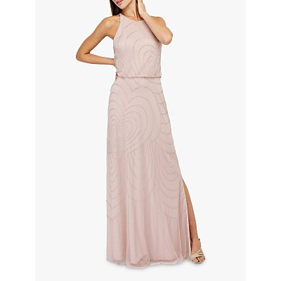Monsoon Britta Embellished Maxi Dress
