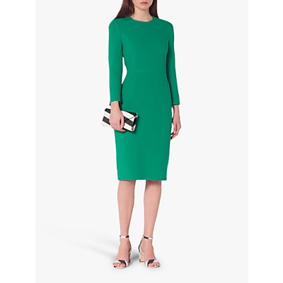 L.K.Bennett Everett Dress, Emerald