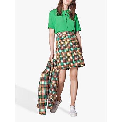 L.K.Bennett Bonnie Tweed Skirt, Multi