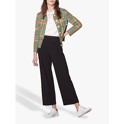 L.K.Bennett Bonnie Tweed Jacket, Multi