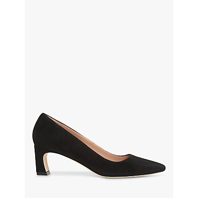 L.K.Bennett Freya Pointed Toe Court Shoes