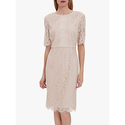 Gina Bacconi Gabby Bodice Lace Dress