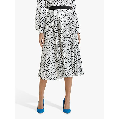 Fenn Wright Manson Alaina Skirt, Ivory/Black