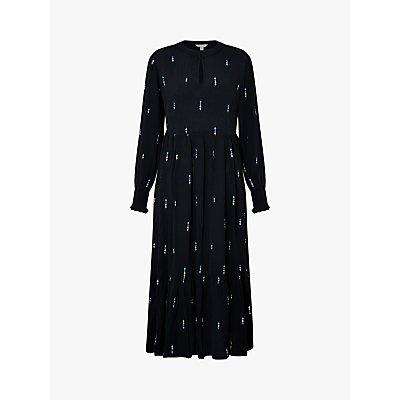 Monsoon Josie Embroidered Dress