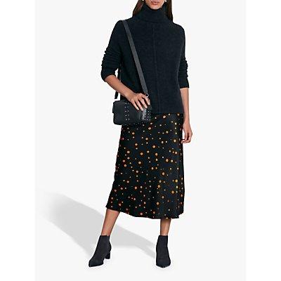 hush Simone Slinky Midi Skirt