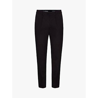 Calvin Klein Tailored Jogger Trousers, Black