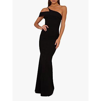 Chi Chi London Allyn Dress, Black