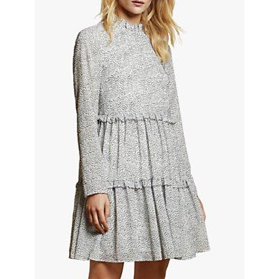 Ted Baker Phenia Spotted Mini Dress, Ivory