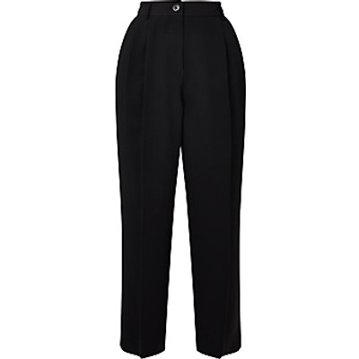 See By Chloé Straight Trousers, Black