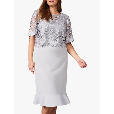 Studio 8 Perla Lace Dress, Mineral