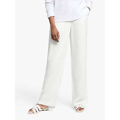 EILEEN FISHER Mid Rise Tailored Trousers