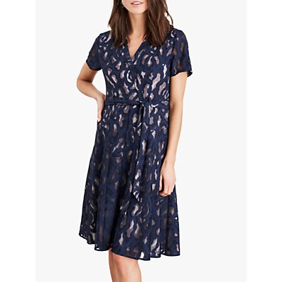 Damsel in a Dress Ennis Lace Dress, Navy
