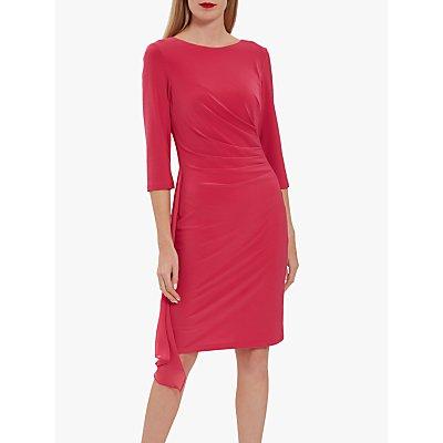 Gina Bacconi Jamina Jersey Chiffon Dress