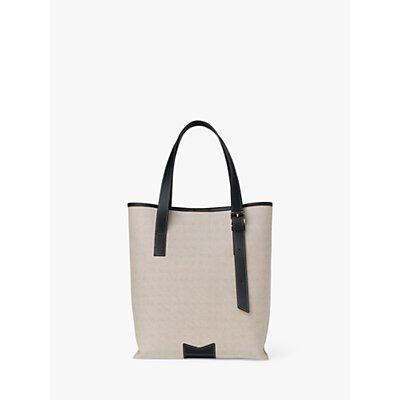 L.K.Bennett Larissa Buckle Shoulder Bag, Multi