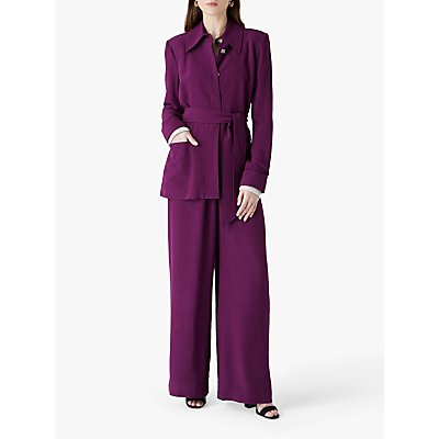 Finery Rowley Jacket, Purple