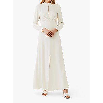 Ghost Aubree Dress, Cloud
