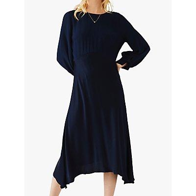 Ghost Rae Satin Dress