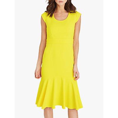 Damsel in a Dress Abree Fitted Peplum Hem Dress