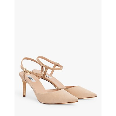 L.K.Bennett Hope Pointed Court Shoes
