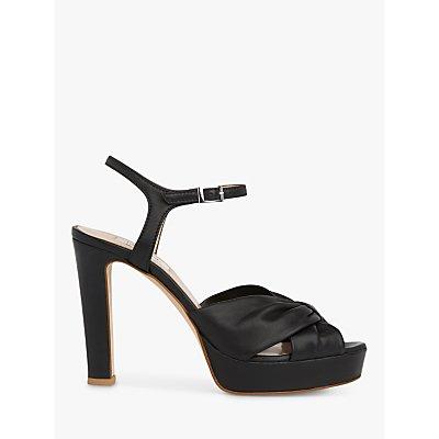 L.K.Bennett Nille Leather Platform Sandals
