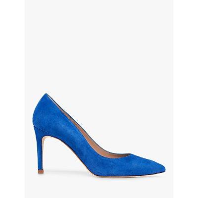 L.K.Bennett Floret Pointed Court Shoes