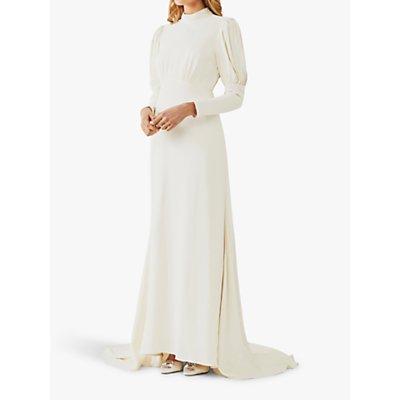 Ghost Laurel Wedding Dress, Cloud Dancer