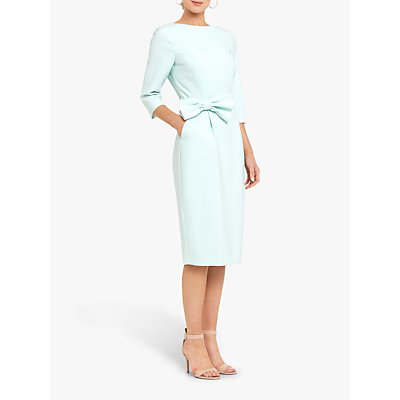 Helen McAlinden Beau Pencil Dress, Mint