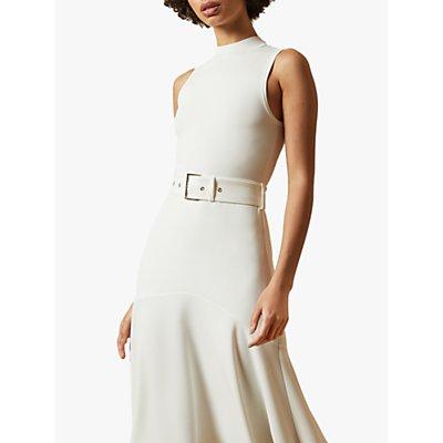Ted Baker Corvala Belted Dress, Ivory