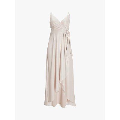 Ted Baker Nualla Midi Dress, Nude