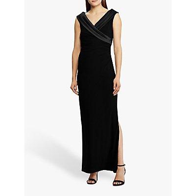 Lauren Ralph Lauren Leonetta Evening Dress, Black