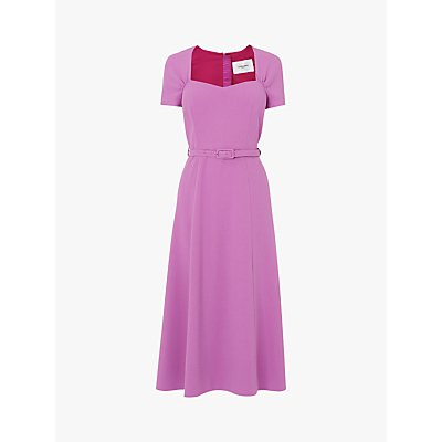 L.K.Bennett Emmy Dress, Lilac