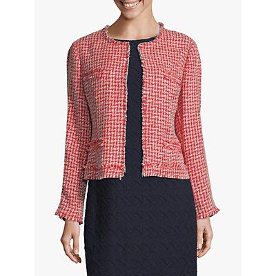 Betty Barclay Textured Jacket, Rosè