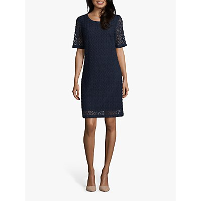 Betty Barclay Short Sleeved Lace Dress