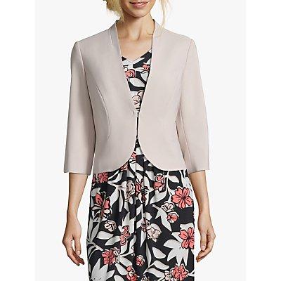 Betty Barclay Short Tailored Jacket, Light Beige