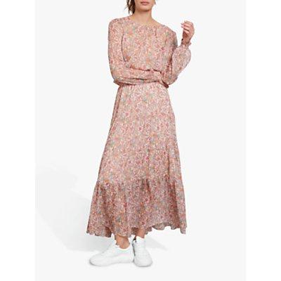 hush Branwen Maxi Skirt, Portobello Floral
