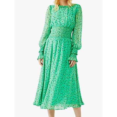 Ghost Silana Midi Dress, Fleur Ditsy