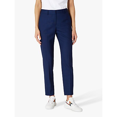 PS Paul Smith Slim Leg Trousers, Navy