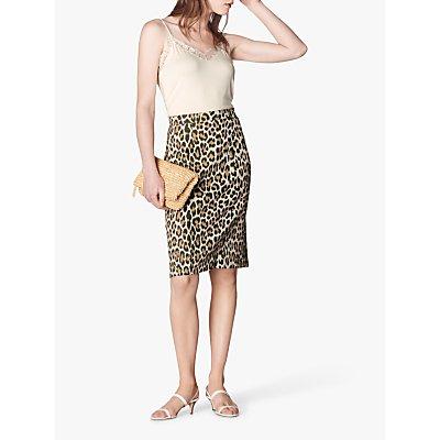 L.K.Bennett Giovanna A-Line Skirt, Multi