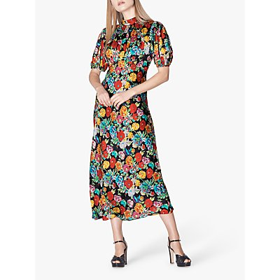 L.K.Bennett Susie Peony Dress, Multi