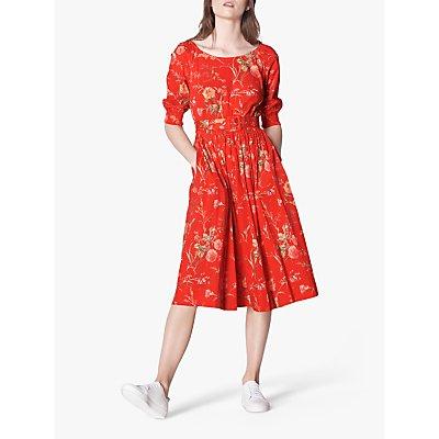 L.K.Bennett Rosey Dress, Red