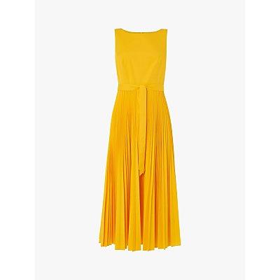 L.K.Bennett Patti Dress, Sunshine Yellow