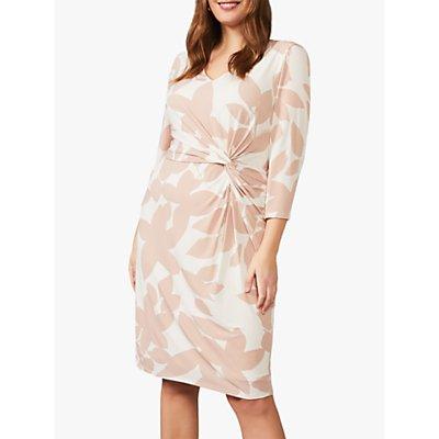 Studio 8 Lana Leaf Print Dress