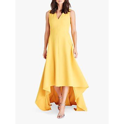 Damsel in a Dress Camilla V-Neck Maxi Dress, Mustard