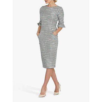 Helen McAlinden Vivienne Tweed Dress, Black