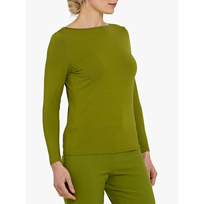 Helen McAlinden Grace Top, Green