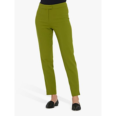 Helen McAlinden Jill Tailored Trousers, Green